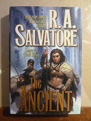 NEW Hardcover - THE ANCIENT by R.A. Salvatore - 1st Edition
