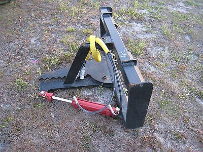 Wildkat Tree / Post Puller Attachment For Skid Steers! Brand New, Never Used
