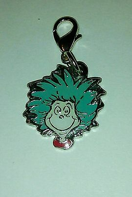 DR. SEUSS Thing 1 and Thing 2 CHARM FROM UNIVERSAL STUDIOS THEME PARK
