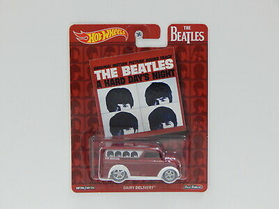 1:64 Dairy Delivery - The Beatles  Hot Wheels DWH33