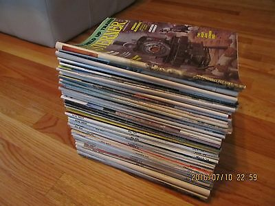 Mega Vintage Lot Of 56 Cowboy Western Pulp Non Fiction Illustrated Magazines