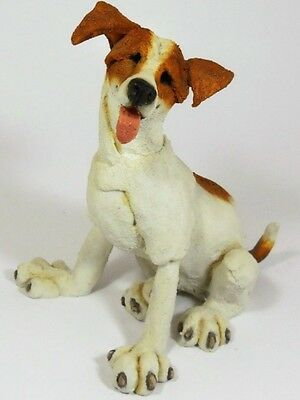 A Breed Apart Jack Russell Terrier Dog Statue / Figure #70025 Rare