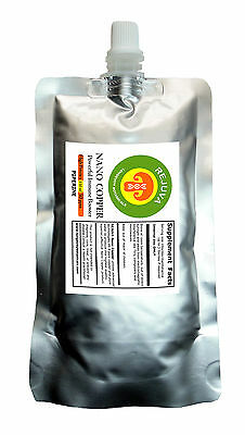50 PPM  COLLOIDAL NANO COPPER & Piperine High Potency-Highest Quality & Value