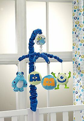 Disney Baby - Monsters, Inc. Musical Mobile - Monsters at Play - Mike - Sulley