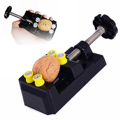 Mini Carving Bench Clamp Drill Press Vice Vise Hand Micro Clip Flat DIY Tools
