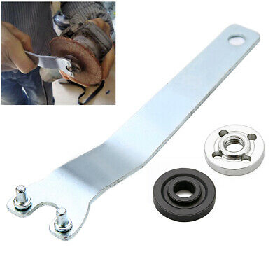 Angle Grinder Flange Spanner Wrench & Lock Nut Hand Tool For MAKITA Grinder