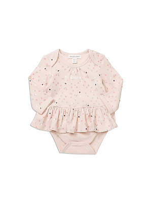Baby girls Pumpkin Patch skirted  bodysuit size  0000,  000  and  0