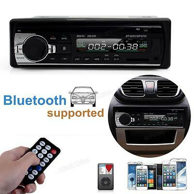 Bluetooth Hands-free Car Stereo Audio MP3 / USB / FM Player In Dash Unit
