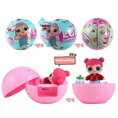 LOL Lil 7 Layers Surprise Ball Series 1 Doll Blind Mystery Lets Be Friends UK