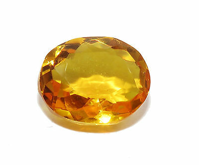 13,00 CTS EXCELENTE CITRINO NATURAL  - Natural HUGE Yellow Citrine Brazil