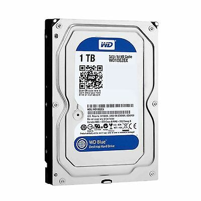 WESTERN DIGITAL CAVIAR HARD DISK 3,5 SATA3 7200rpm 64MB 1000GB 1TB WD10EZEX,Blue