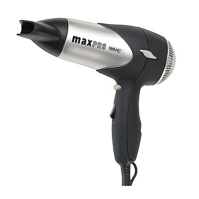 Wahl ZX508 MaxPro 1600w Hair Dryer For Women New Uk