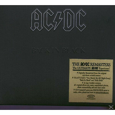 AC/DC - Back In Black [CD]