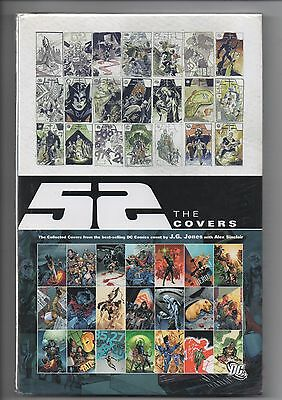 DC Comics - 52 The Covers F/VF Trade Paperback Original Sealed Packaging BNIP