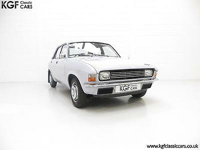Quite Possibly the Best Unrestored Austin Allegro 1100 DeLuxe with 10,190 Miles