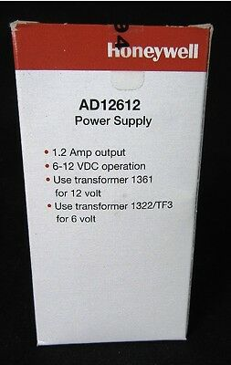 NEW Honeywell AD12612 Power Supplies