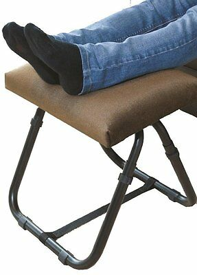 NRS Healthcare Folding Comfort Footrest