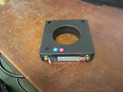 Plitron Salzer Current Transformer 430-0000170000A00 Ratio 1000:1A 50-400Hz Used