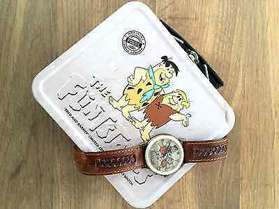 Great deal!! Fossil Limited Edition Fred Flintstone and Barney Watch - 1994