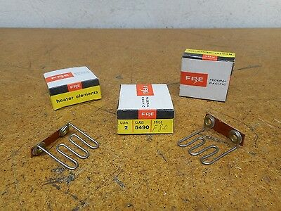 FPE Class 5490 Style F8.0 Overload Thermal Heater Elements New (Lot of 6)