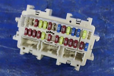 2015 15 infiniti qx70 oem factory ipdm junction fuse box assembly suv s51  #7093