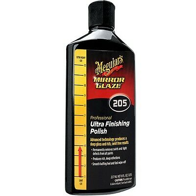 Meguiar's M205 Ultra-Finishing Polish - Ultra Polit / Lustrant - 237 ml
