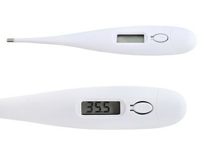 Digital Fieberthermometer Thermometer Baby Kinder LCD Anzeige #2426