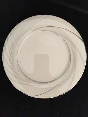 "Noritake Sterling Tide New NWT Salad Plate 8 1/4"" 7740"