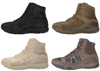 New Men's Under Armour Valsetz RTS Tactical Boots - All Colors + Sizes