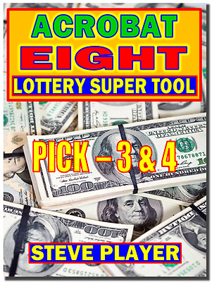 LOTTERY SYSTEM PICK 3 Box and Wheel Card EMAIL!! PDF Every