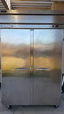 Beverage Air HF2-1S Double door Freezer