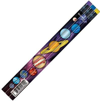 New Teachers School #P968 / #P969 Solar System Lead Pencils