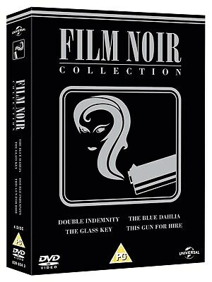 Film Noir Collection (Box Set) [DVD]