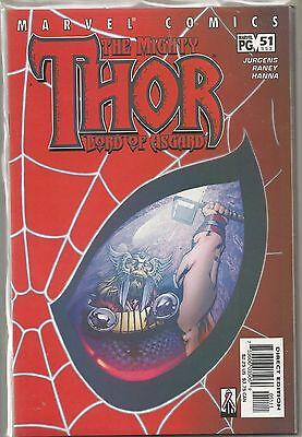 Mighty Thor V.2 U-PICK ONE #51,52,53,54,55,56,57 or 58 Marvel PRICED PER COMIC