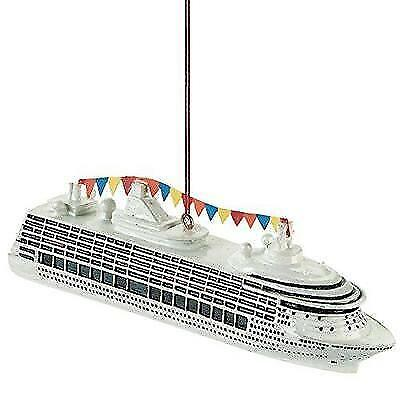 Cruise Ship Ornament by Midwest-CBK New