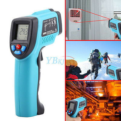 GM550 IR Infrarot Digital Laserthermometer Temperatur Messgerät -50℃ bis 550℃