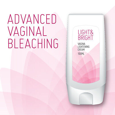 Light & Bright Vagina Lightening Gel – Vagina Bleaching Pornstar Sex Pink