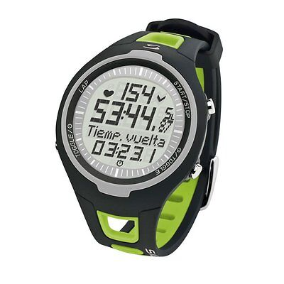 Sigma PC1511 HRM Watch - Green