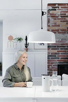 Innosol Candeo Bright Light Therapy Lamp In WHITE SAD Light Therapy Pendant  Lamp