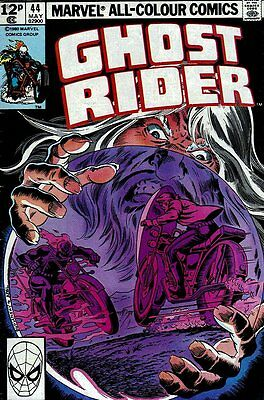 Ghost Rider (Vol 1) #  44 FN- (Fine Minus-) Price VARIANT Marvel Comics AMERICAN