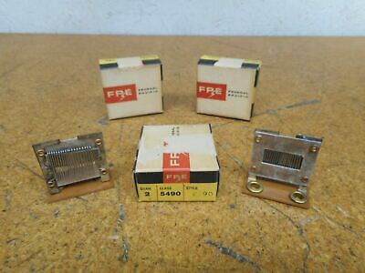 Federal Pacific FPE 5490 Style F.90 Overload Heater Elements New (Lot of 6)