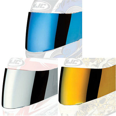 HJC RPHA RST-Mirrored Faceshield HJ-17 For CL-MAX  II/IS-MAX BT/SY-MAX III Helme