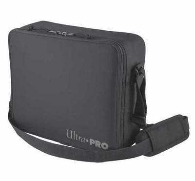 Ultra Pro Deluxe Gaming Bag Carry Case Black Brand New