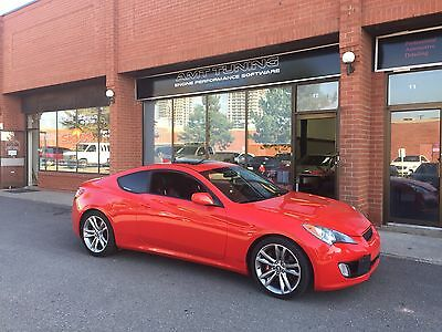 Hyundai Genesis Coupe Stage 1 Performance Tuning