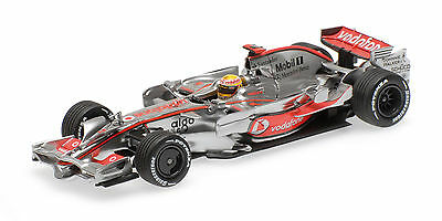 McLaren Mercedes MP4-23 Lewis Hamilton Brazilian Gp World Champion F1 2008 1:43