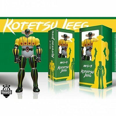 Kotetsu Steel Jeeg Robot Anime Color Version JUMBO Figure 60 cm. MULTIPLAYER