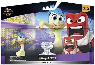 Disney Infinity 3.0 Inside Out Playset Figures Set IT IMPORT DISNEY INTERACTIVE
