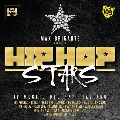 Hip Hop Stars Time (Radio 105) [2 CD] Il Meglio Del Rap e Hip Hop Italiano TIME
