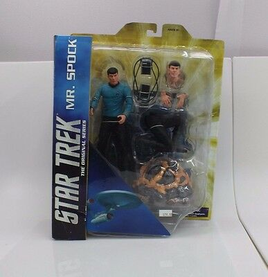 Diamond Select Toys Star Trek Mr. Spock The Original Series