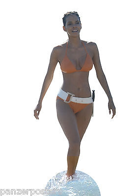 Halle Berry Jinx Die Another Day James Bond 007 Lifesize Standup Standee Cutout
